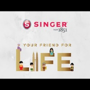 Singer, Your Friend for Life.